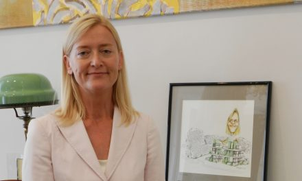 Johanna Rachinger: Die Liebe zum Lesen und zur Heimat