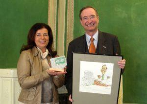 Neuer Mühlviertel-Botschafter lobt Wirtschaftsregion. Quelle WKO