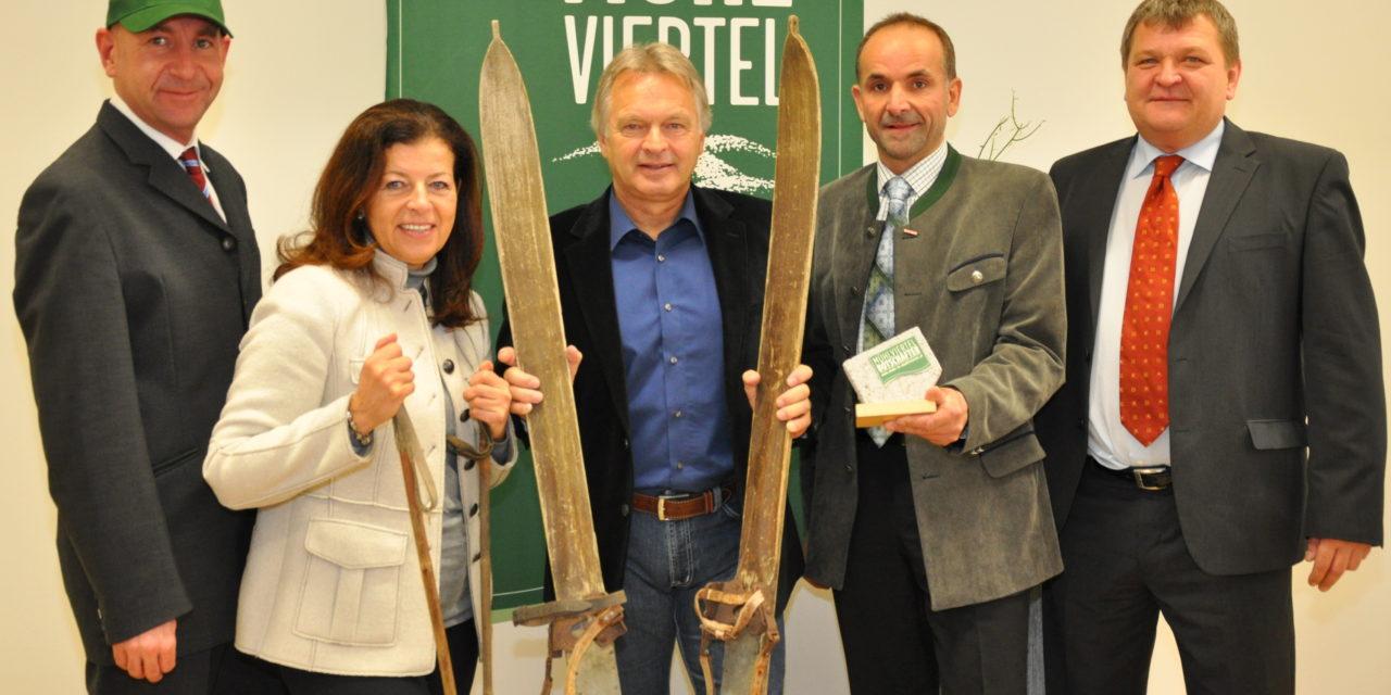 Hans Pum: Weltweiter Vertreter des sportlichen Mühlviertels
