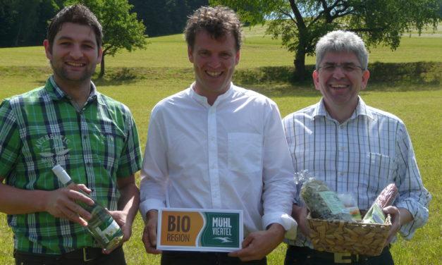 BioRegion Mühlviertel startet neu