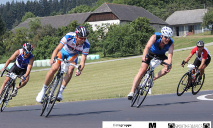 Radsport-Fachmann managt Top-Event
