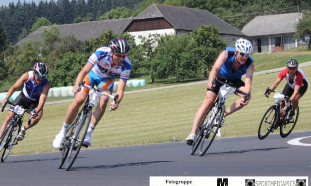 Radsport-Fachmann managt Top-Event