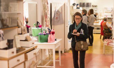Neues Geschäft für Kunsthandwerk, Kunst & Kulinarik