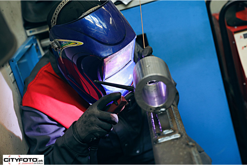 Metaller-Lehrlinge höchst erfolgreich