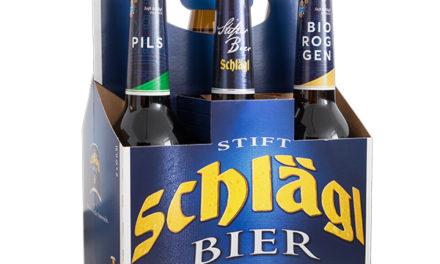 Neuer Look für Schlägl Bierspezialitäten