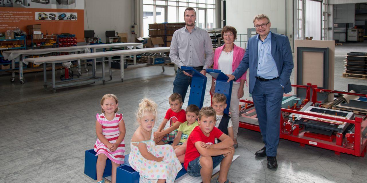 Schinko organisiert Kinder-Ferienwoche
