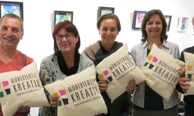 Ein Jahr MÜK – kreativ einkaufen in Freistadt