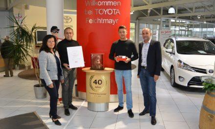 40 Jahre Toyota Feichtmayr
