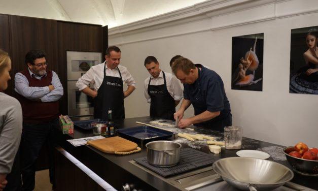 Kochen, essen und genießen auf Schloss Greinburg