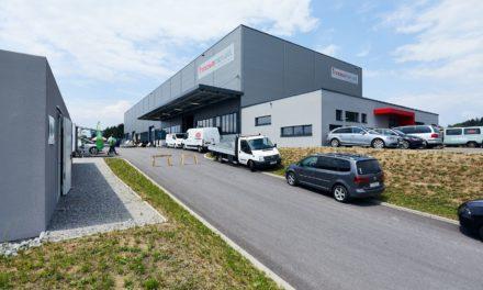 Innovametall eröffnet Neubau