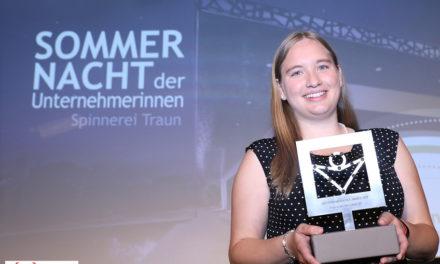 Unternehmerin des Jahres aus Rohrbach