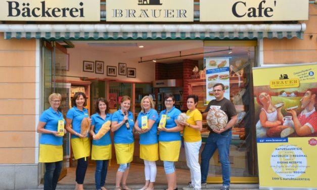 20 Jahre Naturbäckerei Bräuer in Freistadt