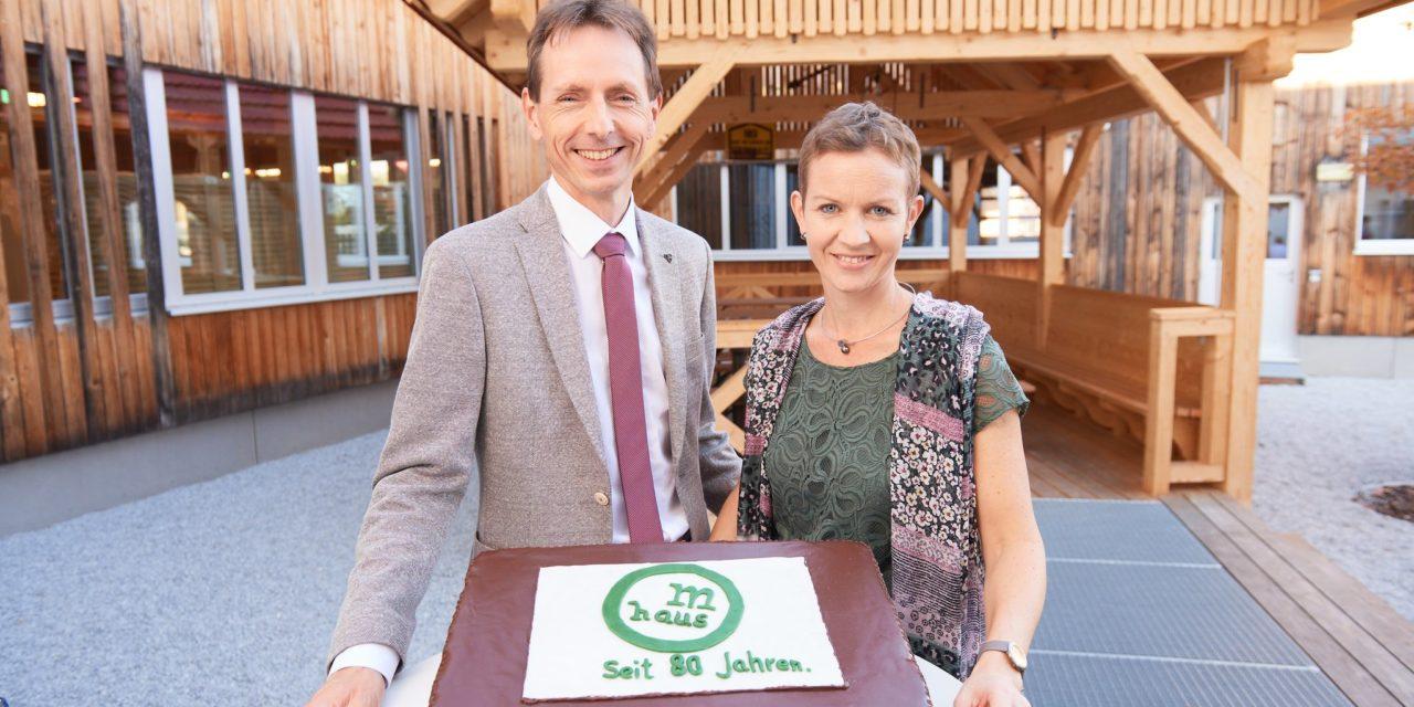 80 Jahre Holzbau in Walding