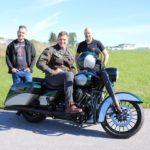Die Harley aus dem Mühlviertel