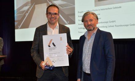 Design-Award für Raumkonzept Lehner
