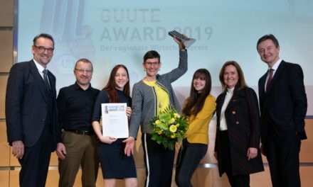 GUUTE AWARD für Café Capuccino