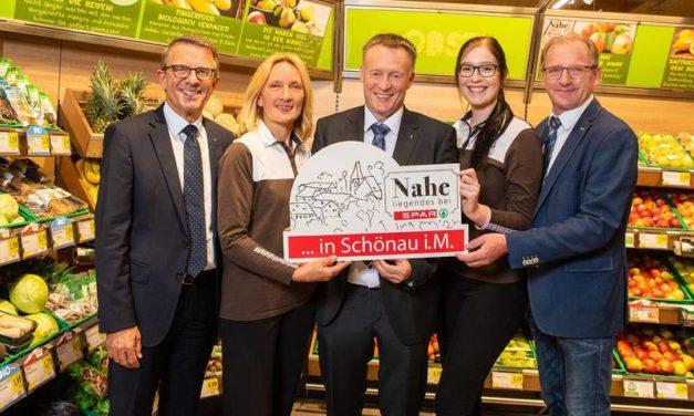 Neuer Spar-Markt in Schönau