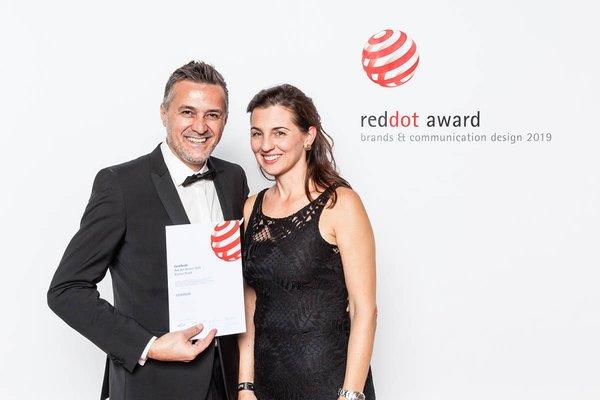 Red Dot Award für STEININGER