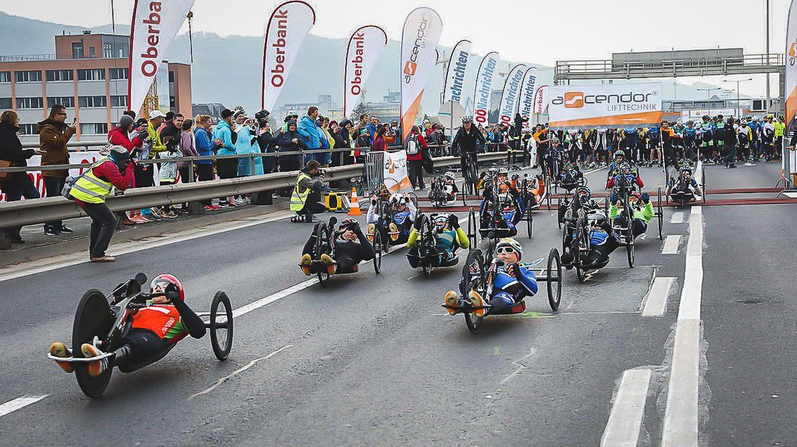 Ascendor sponsert Marathon