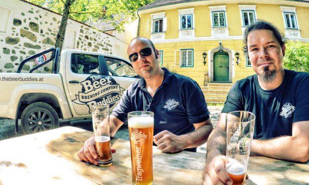 Beerbuddies liefern vor die Haustüre