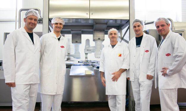 modernste Lasagne-Anlage Europas