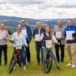 Bett & Bike: 10 neue Betriebe