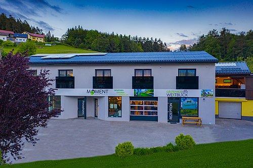 Neues Gästehaus eröffnet