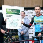 Rennradfahrer auf Tour