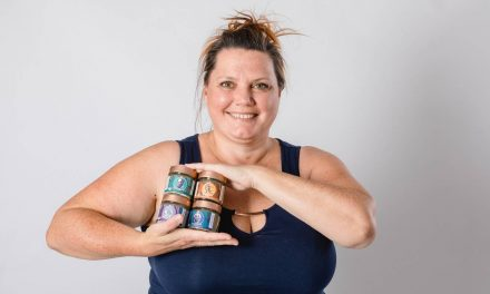 Kräuterfrau mit Onlineshop