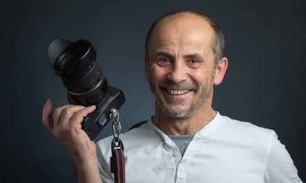 Der Fotograf für alle Fälle